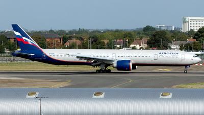 VP-BGB - Boeing 777-3M0ER - Aeroflot