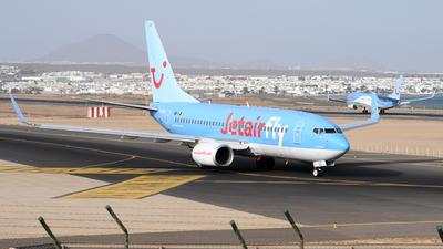 OO-JAS - Boeing 737-7K5 - Jetairfly