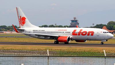 PK-LOV - Boeing 737-8GP - Lion Air
