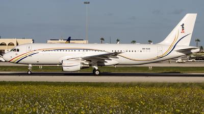9M-NAB - Airbus A320-214(CJ) Prestige - Malaysia - Air Force