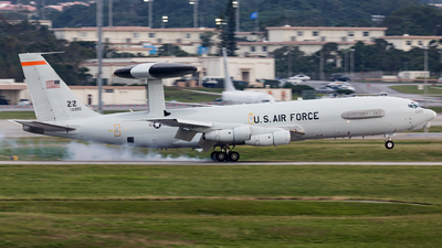 77-0355 - Boeing E-3A Sentry - United States - US Air Force (USAF)