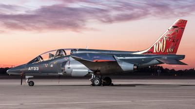 AT-33 - Dassault-Breguet-Dornier Alpha Jet 1B+ - Belgium - Air Force