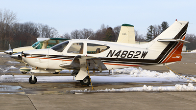 N4862W - Rockwell Commander 114 - Private