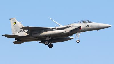 12-8926 - McDonnell Douglas F-15J Eagle - Japan - Air Self Defence Force (JASDF)
