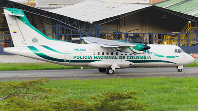 PNC-0244 - ATR 42-300 - Colombia - Police
