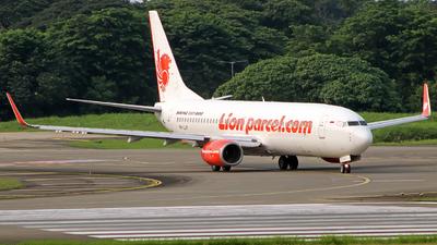 A picture of PKLJY - Boeing 7378GP - Lion Air - © Angga PR