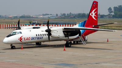 RDPL-34171 - Xian MA-60 - Lao Skyway