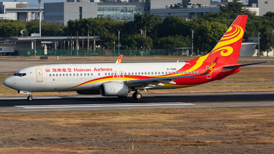 B-7886 - Boeing 737-84P - Hainan Airlines