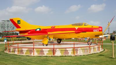 1003 - Shenyang F-6 - Pakistan - Air Force