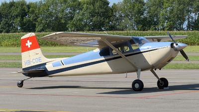 A picture of HBCOE - Cessna 180 - [30465] - © Paul Denton