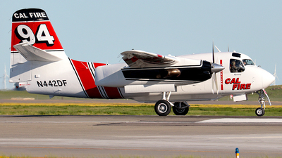 A picture of N442DF - Marsh S2F3AT Turbo Tracker - [152826] - © MISAEL OCASIO HERNANDEZ