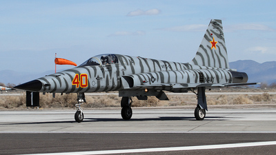 761544 - Northrop F-5N Tiger II - United States - US Navy (USN)