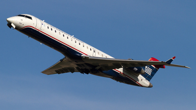 N723PS - Bombardier CRJ-701 - US Airways Express (PSA Airlines)