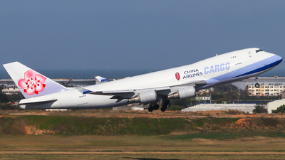 B-18718 - Boeing 747-409F(SCD) - China Airlines Cargo