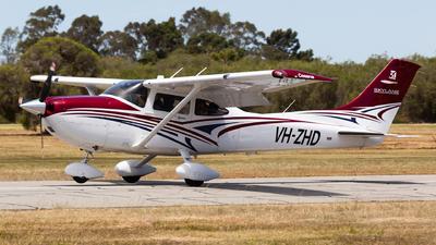 A picture of VHZHD - Cessna 182T Skylane - [18282381] - © Joel Baverstock