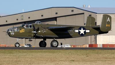 N41123 - North American B-25J Mitchell - Private