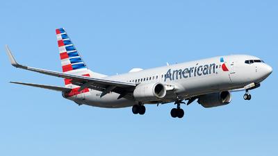 N847NN - Boeing 737-823 - American Airlines