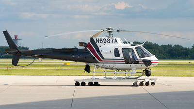 N6987A - Airbus Helicopters H125 - Private