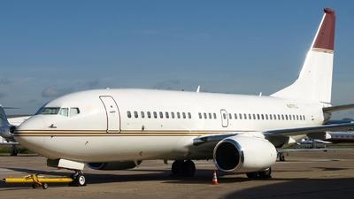 N377CJ - Boeing 737-73Q(BBJ) - Private