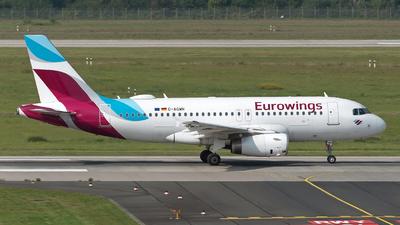 A picture of DAGWN - Airbus A319132 - Eurowings - © Sebastian Thiel