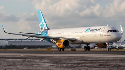 A picture of CGTXF - Airbus A321211 - [7003] - © Edmundo Iturralde