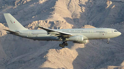 ZZ338 - Airbus A330-243 (MRTT) Voyager KC.3 - United Kingdom - Royal Air Force (RAF)