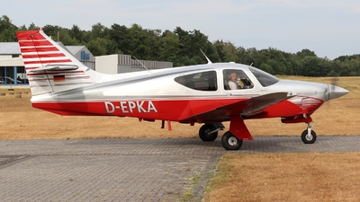 D-EPKA  - Rockwell Commander 112TC - Private