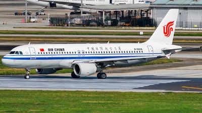 B-6606 - Airbus A320-214 - Air China