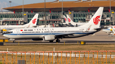 B-7598 - Boeing 737-89L - Air China