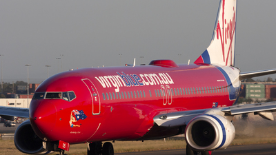 VH-VOS - Boeing 737-8FE - Virgin Blue Airlines