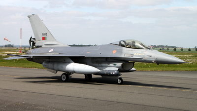 15102 - General Dynamics F-16A Fighting Falcon - Portugal - Air Force