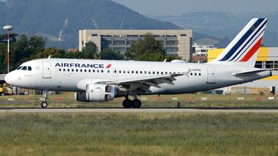 A picture of FGRHR - Airbus A319111 - Air France - © Donato Bolelli