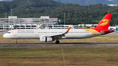 B-8553 - Airbus A321-231 - Capital Airlines
