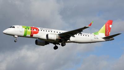 A picture of CSTPU - Embraer E190LR - TAP Express - © Romain Salerno / Aeronantes Spotters