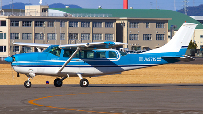 JA3719 - Cessna T207 Turbo Skywagon - Kyoritsu Air