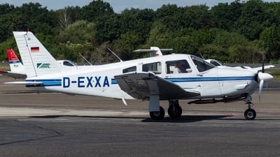D-EXXA - Piper PA-28R-201 Arrow - RWL - German Flight Academy