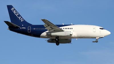 C-FFAL - Boeing 737-2R8C(Adv) - Raglan-Glencore Group
