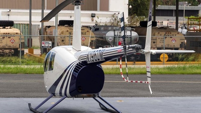 N196DM - Robinson R44 Raven II - Private