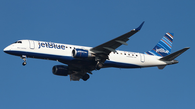N358JB - Embraer 190-100IGW - jetBlue Airways