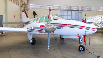 PR-VCZ - Beechcraft 58 Baron - Private