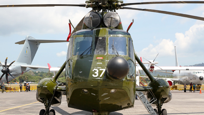 M23-37 - Sikorsky S-61A-4 Nuri - Malaysia - Air Force