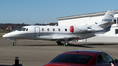 I-GGEA - Cessna 560XL Citation XLS Plus - Private