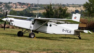 D-FEJE - Pilatus PC-6/B2-H4 Turbo Porter - SkyConcept