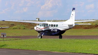 PT-TIO - Cessna 208B Grand Caravan EX - Private