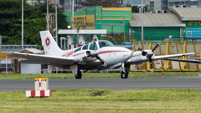 RP-C6699 - Beechcraft 95-B55 Baron - Air Link International Aviation College