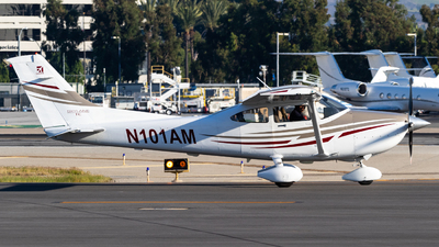 N101AM - Cessna T182T Skylane TC - Private