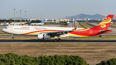 B-5935 - Airbus A330-343 - Hainan Airlines