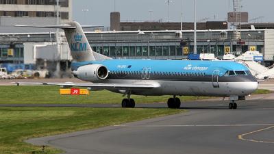 PH-OFG - Fokker 100 - KLM Cityhopper