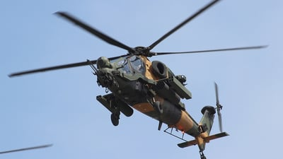 15-1013 - TAI T-129A ATAK - Turkey - Army