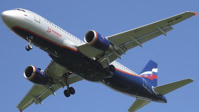 A picture of VQBIV - Airbus A320214 - Aeroflot - © OlegAnokhin